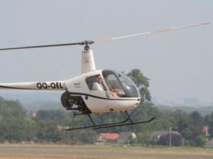 Hoe ga je tewerk voor een helikopter?