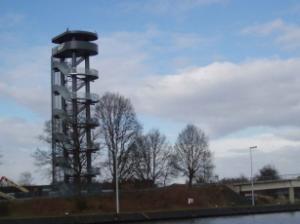 Hoe ga je tewerk voor een toren?
