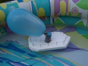 Hoe ga je te werk voor een ballonboot?