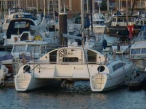 Hoe ga je te werk voor een catamaran?