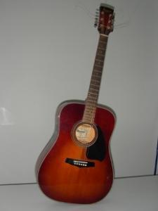 Wat vertelt jou een gitaar?