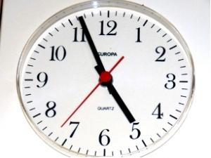 Wat vertelt jou een uurwerk?