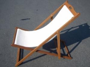Wat vertelt jou een strandstoel?