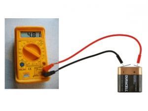 Elektriciteit : De multimeter