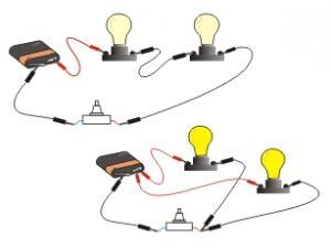 Elektriciteit : Serie- of parallelschakeling ?