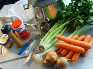 Hoe maak je wortelsoep ?