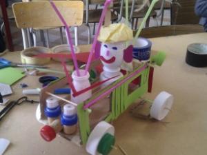 Bouw een carnaval-praalwagen!