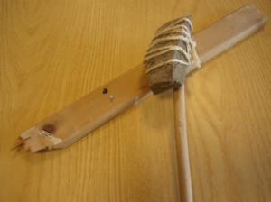 Hoe kun je een hamer maken ?