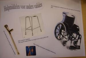 Welke uitvindingen kunnen mensen met een handicap helpen ?