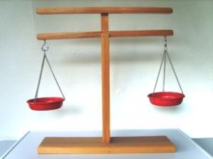 Hoe kun je zelf een balans maken ?