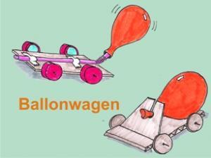 Kun je een ballonwagen maken ?
